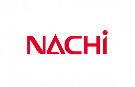 Logo des Maschinenbau Kunden Nachi