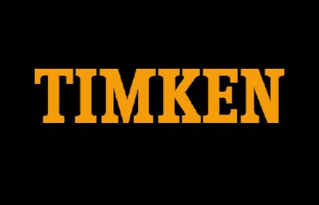 Logo des Maschinenbau Kunden Timken