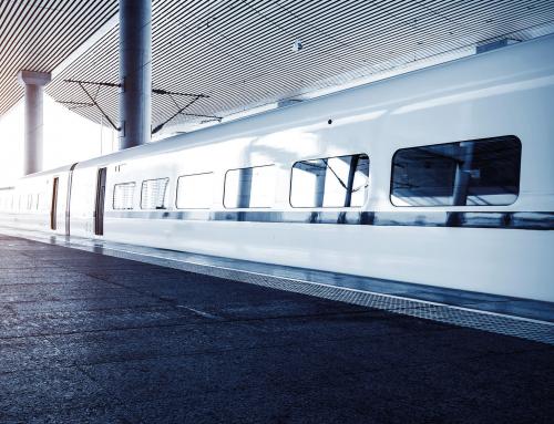 Digitalisierung im Bahnwesen